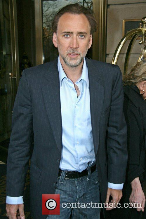 Nicolas Cage and Manhattan Hotel 4