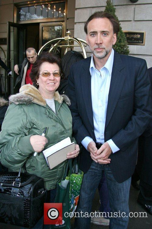 Nicolas Cage and Manhattan Hotel 2