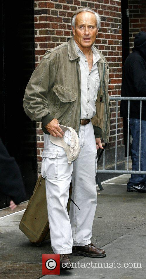Jack Hanna, David Letterman and The Late Show With David Letterman 2