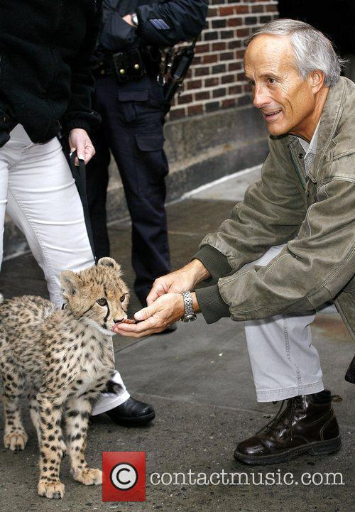 Jack Hanna, David Letterman and The Late Show With David Letterman 1