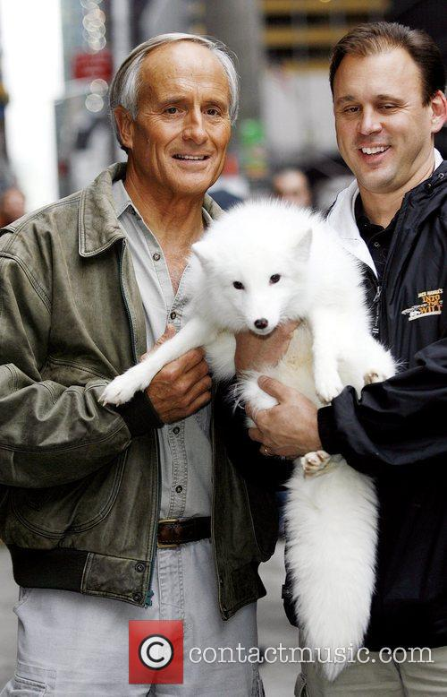 Jack Hanna, David Letterman and The Late Show With David Letterman 3