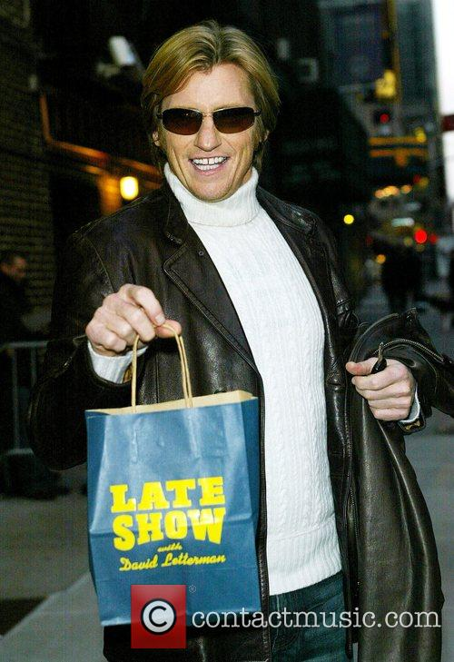 Denis Leary and David Letterman 8