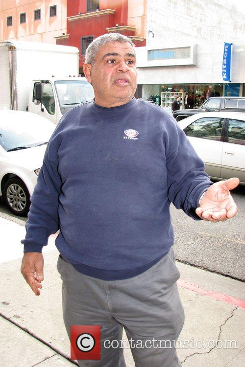 Yehya Mohamed from 'Jimmy Kimmel Live'  out...