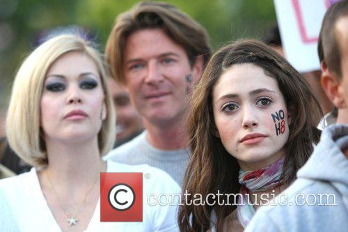 Shanna Moakler, Emmy Rossum and The Streets 3