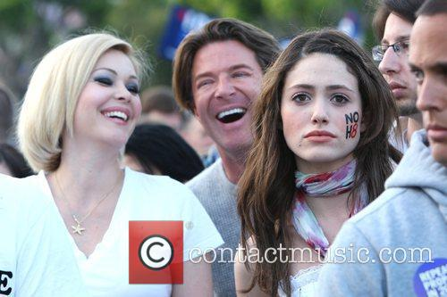 Shanna Moakler, Emmy Rossum and The Streets 5