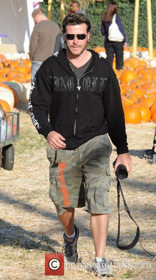 Dean McDermott at Pumpkin Patch in West Hollywood.