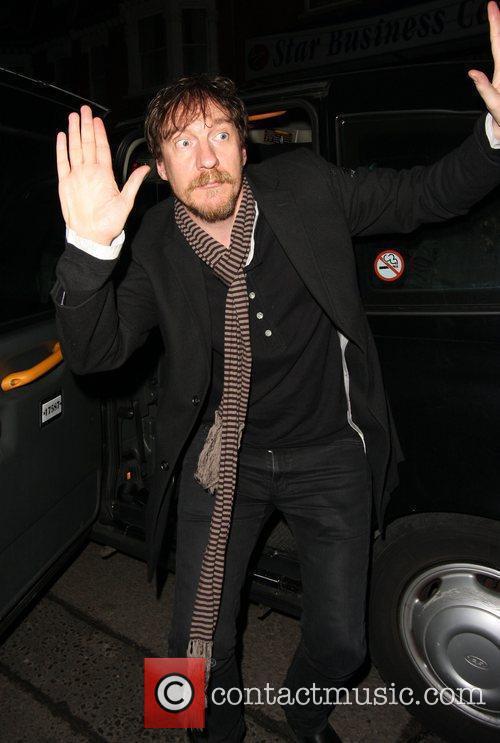 David Thewlis and Coldplay