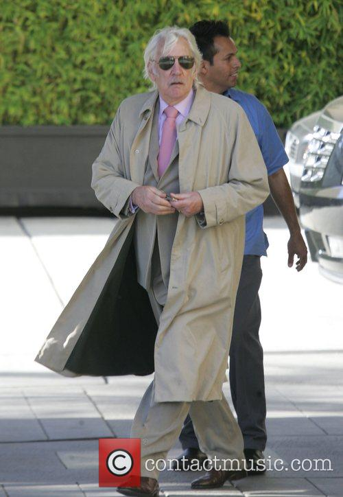 Donald Sutherland Celebrities join Keifer Sutherland as he...