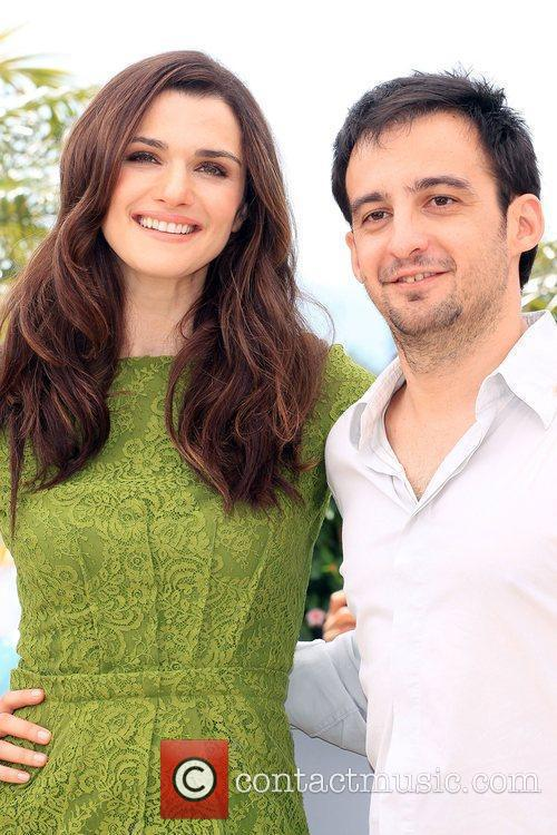 Rachel Weisz and Alejandro Amenabar 2
