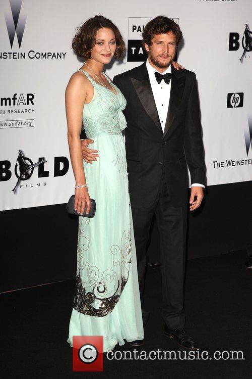 Marion Cotillard and Guillaume Canet 2