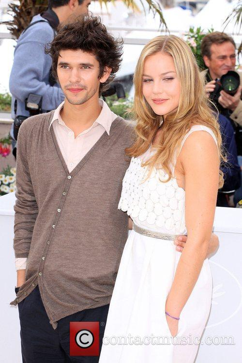 Ben Whishaw and Abbie Cornish