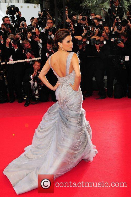 Eva Longoria The 2009 Cannes Film Festival -...