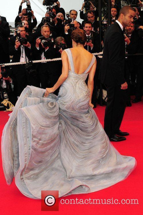 Tony Parker and Eva Longoria The 2009 Cannes...