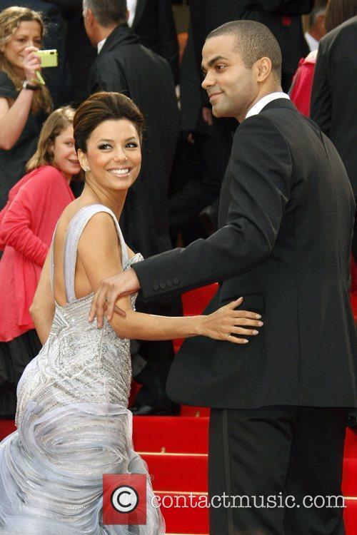 Eva Longoria Parker and Tony Parker 2009 Cannes...