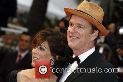 Matthew Modine and guest 2009 Cannes International Film...