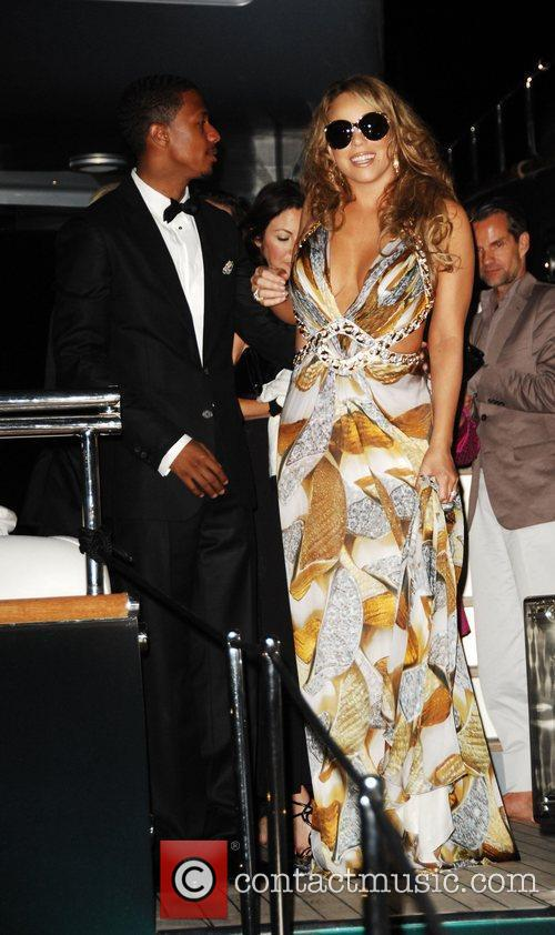 Mariah Carey and Husband Nick Cannon 2
