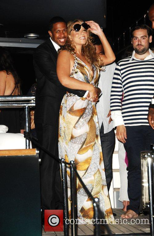 Mariah Carey and Husband Nick Cannon 5