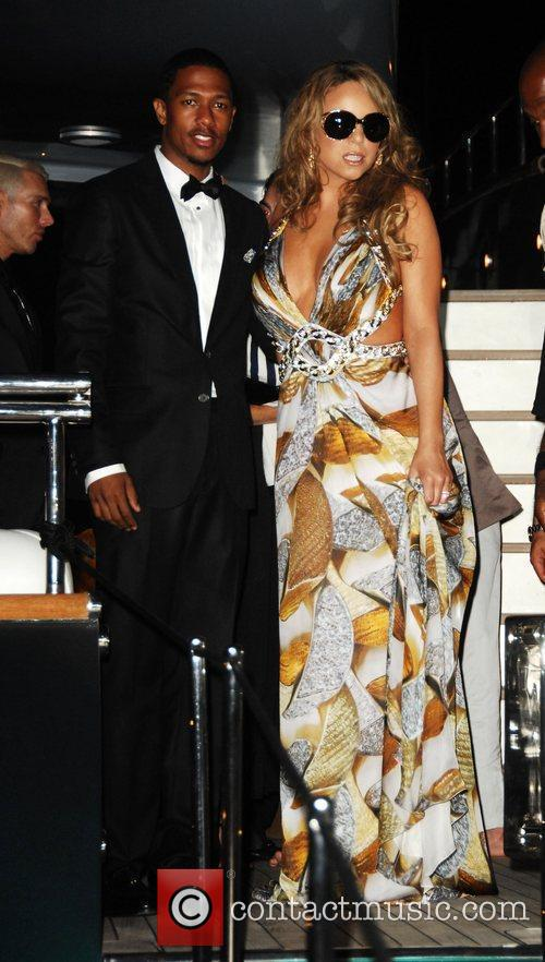 Mariah Carey and Husband Nick Cannon 4