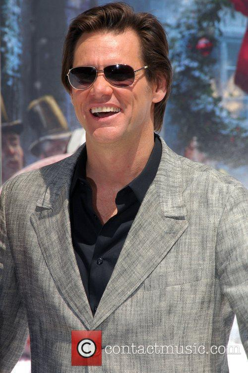 Jim Carrey  2009 Cannes International Film Festival...