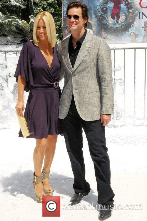 Jim Carrey and Jenny McCarthy 2009 Cannes International...