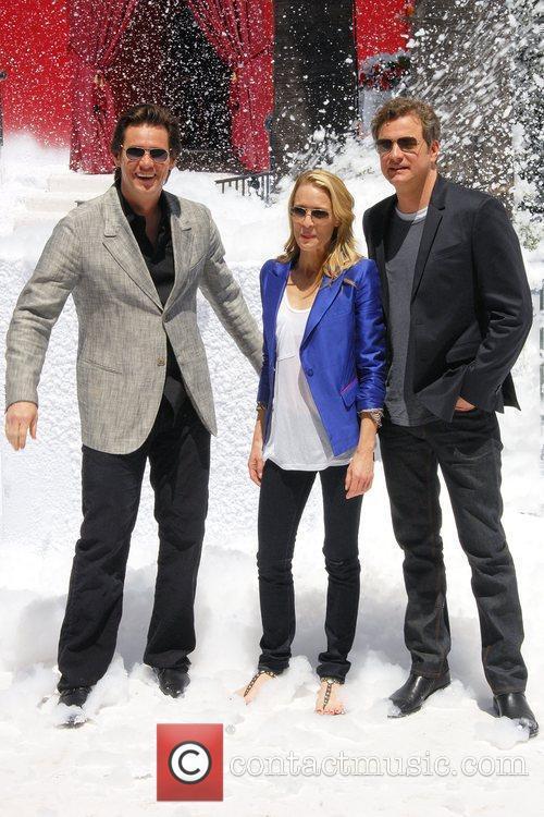Jim Carrey, Robin Wright Penn and Colin Firth 10