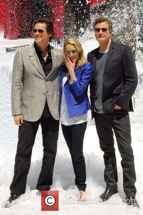 Jim Carrey, Robin Wright Penn and Colin Firth...