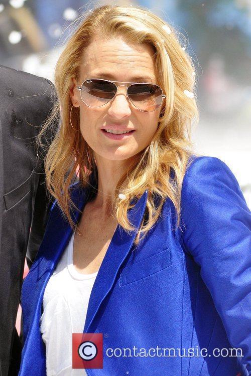 Robin Wright Penn 2009 Cannes International Film Festival...