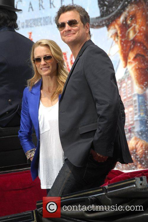 Robin Wright Penn and Colin Firth 4