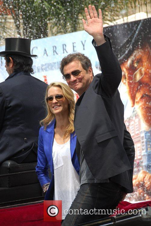 Robin Wright Penn and Colin Firth 2