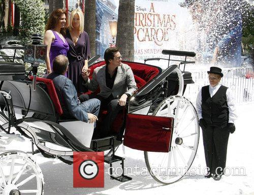 Jenny McCarthy, Jim Carrey, Robert Zemeckis, and guest...