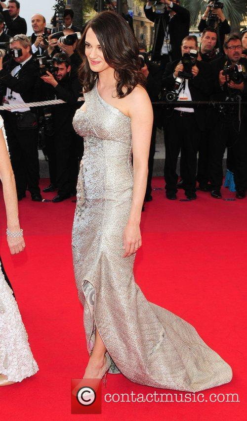 Asia Argento  2009 Cannes International Film Festival...