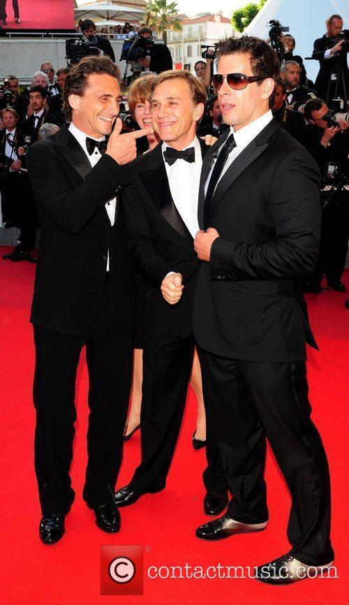 Eli Roth  2009 Cannes International Film Festival...