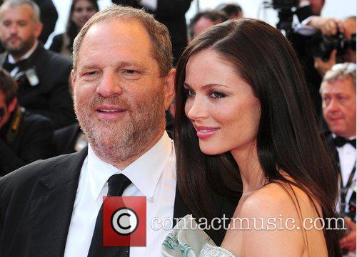 Harvey Weinstein and Georgina Chapman  2009 Cannes...