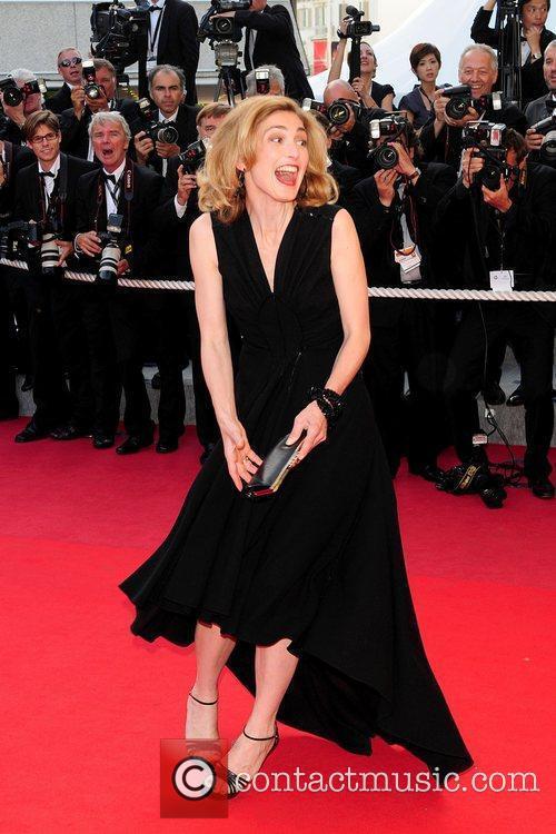 Julie Gayet 2009 Cannes International Film Festival -...
