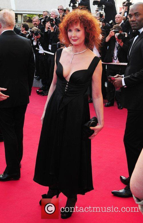 Sabine Azema  2009 Cannes International Film Festival...