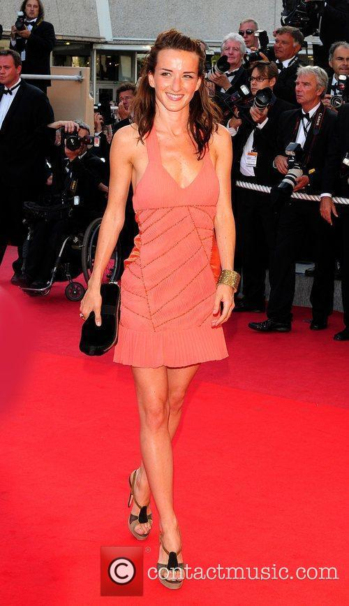 Salome Stevenin  2009 Cannes International Film Festival...