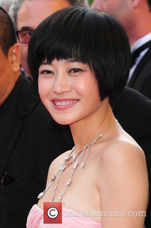 Tan Zhuo  2009 Cannes International Film Festival...