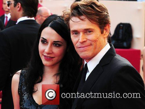 Willem Dafoe and Giada Colagrande