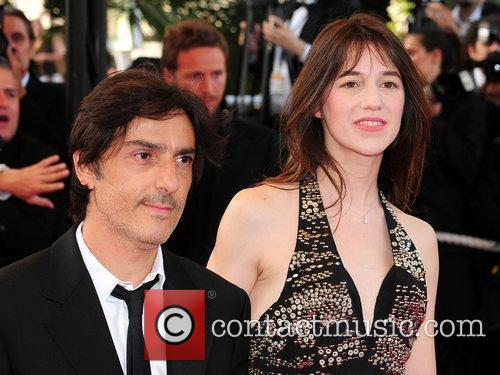 Yvan Attal and Charlotte Gainsbourg 1