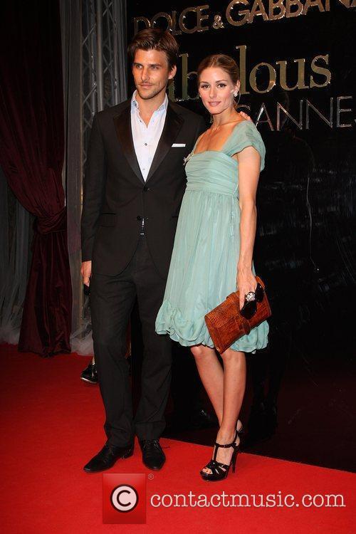 Olivia Palermo and Johannes Huebel 2