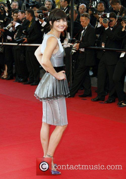 Delphine Chaneac 2009 Cannes International Film Festival -...