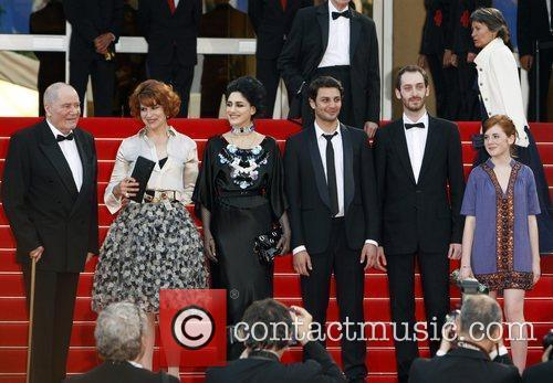 Fanny Ardant, the cast of 'Hommage To Fanny Ardent'