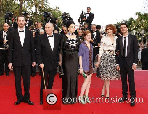 Fanny Ardant and The Cast Of 'hommage To Fanny Ardent' 4