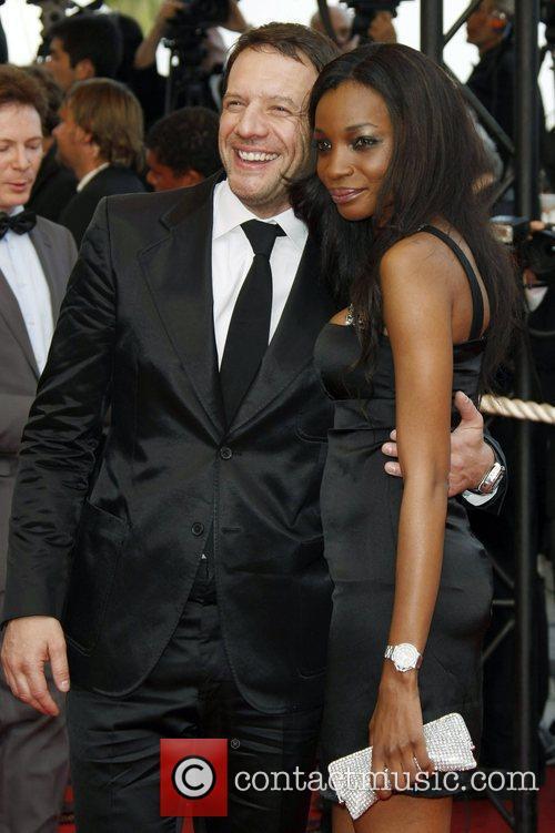 Samuel Le Bihan and Daniela Beye