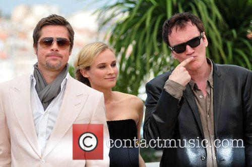 Brad Pitt and Diane Kruger 3