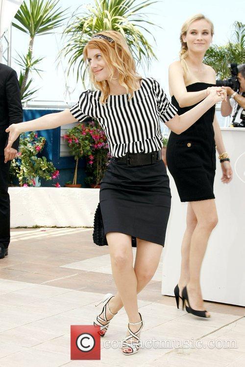 Melanie Laurent and Diane Kruger 2009 Cannes International...