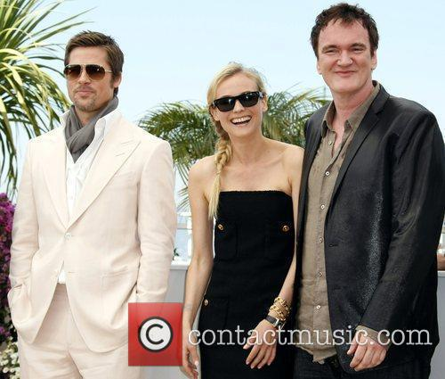 Quentin Tarantino and Brad Pitt 4