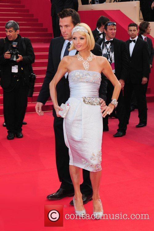 Paris Hilton 2009 Cannes International Film Festival -...