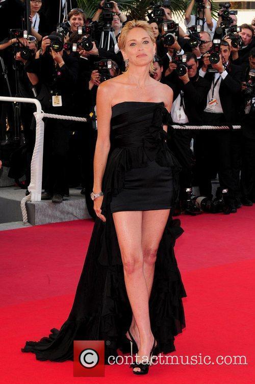 Sharon Stone 2009 Cannes International Film Festival -...