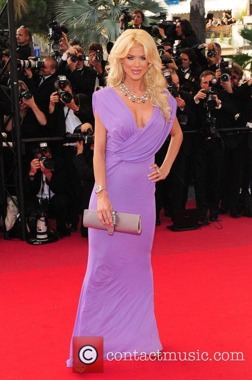 Victoria Silvstedt 2009 Cannes International Film Festival -...